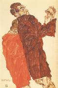 Egon Schiele The Truth Unveiled oil painting picture wholesale