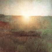 Giuseppe Pellizza da Volpedo The Rising Sun or The Sun (mk19) oil painting picture wholesale