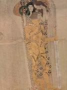 Gustav Klimt THe Beethoven Frieze ( mk20) oil painting artist