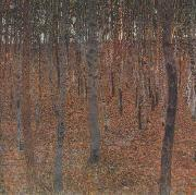 Gustav Klimt Beech Forest I (mk20) oil painting picture wholesale
