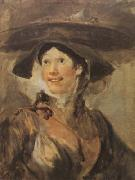 HOGARTH, William The Shrimp Girl (mk08) oil painting picture wholesale