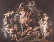 Henry Fuseli Titania and Bottom (mk08) oil painting artist