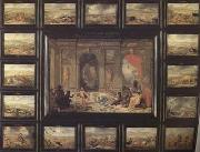 Jan Van Kessel Africa (mk14) oil painting picture wholesale
