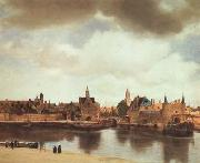 Jan Vermeer View of Delft (mk08) oil painting picture wholesale
