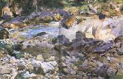 John Singer Sargent Mountain Stream (mk18) oil painting picture wholesale