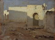 John Singer Sargent Moorish Buildings in Sunlight (mk18) oil painting picture wholesale