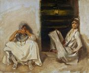 John Singer Sargent Two Arab Women (mk18) oil painting picture wholesale