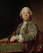 Joseph-Siffred  Duplessis Portrait of Christoph Willibald Gluck (mk08) oil painting picture wholesale