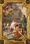 MENGS, Anton Raphael Allegory of History (mk08) oil painting picture wholesale
