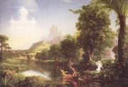 Thomas Cole The Voyage of Life,Youth (mk19) oil painting picture wholesale