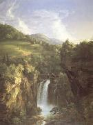 Thomas Cole Genesee Scenery (mk13) Spain oil painting artist