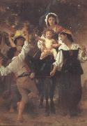 Adolphe William Bouguereau Return from the Harvest (mk26) oil painting picture wholesale