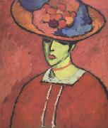 Alexei Jawlensky Schockko (nn03) oil painting picture wholesale