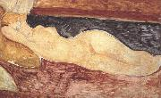 Amedeo Modigliani Reclining Nude (mk39) oil painting picture wholesale