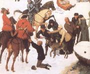 BRUEGEL, Pieter the Elder The Massacre of the Innocents (mk25) oil painting picture wholesale