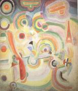Delaunay, Robert Homage to Bleriot (nn03) oil painting picture wholesale
