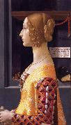 Domenico Ghirlandaio Portrait of Giovanna Tornabuoni (nn03) oil painting picture wholesale