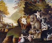 Edward Hicks The Peaceable Kingdom (nn03) oil painting picture wholesale