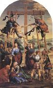 Giovanni Sodoma The Descent from the Cross (nn03) oil painting picture wholesale