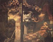Jacopo Robusti Tintoretto The Annunciation (nn03) oil painting picture wholesale