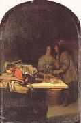 Jan Vermeer Frans van Mieris (mk30) oil painting picture wholesale