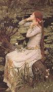 John William Waterhouse Ophelia (mk41) oil painting picture wholesale