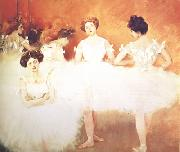 Ramon Casas Ballet Corps (nn02) oil painting picture wholesale