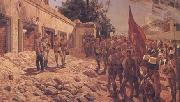 Richard Caton Woodville Khartoum Memorial Service for General Gordon (mk25) oil painting picture wholesale