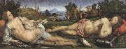 Sandro Botticelli Piero di Cosimo,Venus and Mars (mk36) oil painting picture wholesale