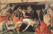 Sandro Botticelli Lament fro Christ Dead,with st jerome,St Paul and St Peter (mk36) oil painting picture wholesale