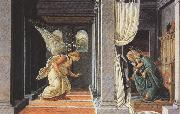 Sandro Botticelli Annunciation (mk36) oil painting picture wholesale