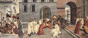 Sandro Botticelli Three miracles of St Zanobius (mk36) oil painting picture wholesale