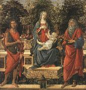Sandro Botticelli Bardi Altarpiece (mk36) oil painting picture wholesale