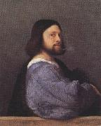 Titian Portrait of a Man (mk33) oil painting picture wholesale