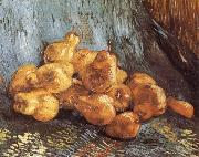 Vincent Van Gogh Still life tiwh Pears (nn04) oil painting picture wholesale