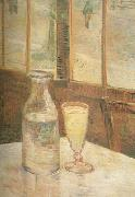 Vincent Van Gogh Still life wtih Absinthe (nn04) oil painting picture wholesale