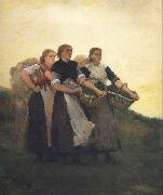 Winslow Homer Hark The Lark (mk44) oil painting picture wholesale