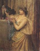 george frederic watts,o.m.,r.a. Portrait of Mary Anderson (mk37) oil painting picture wholesale