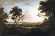 Alexander Nasmyth Castle Huntly. oil painting artist