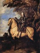 Anthony Van Dyck Equestrain Portrait of Charles I oil painting picture wholesale