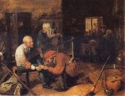 BROUWER, Adriaen The 0peration oil painting picture wholesale