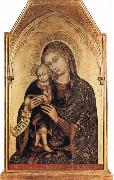 Barnaba Da Modena Madonna and Child oil painting picture wholesale
