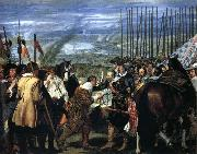 Diego Velazquez Surrender of Breda oil painting picture wholesale