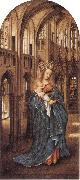 EYCK, Jan van Madonna in a Church oil painting picture wholesale