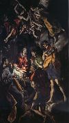 El Greco Adoration of the Shepherds oil painting picture wholesale