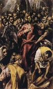 El Greco The Despoiling of Christ oil painting picture wholesale