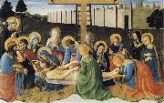 Fra Angelico The Lamentation of Christ oil painting picture wholesale