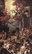 Francesco Solimena The Massacre of the Giustiniani at Chios oil painting picture wholesale