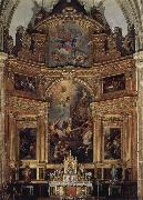 Francisco Rizi Altarpiece oil painting picture wholesale