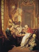 Francois Boucher The Breakfast oil painting picture wholesale